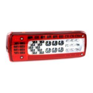 LC10 LED - Feu arrière LED Gauche, EPP, conn AMP 1.5 - 7 voies Latéral - VIGNAL 15900