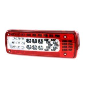 LC10 LED - Feu arrière LED Droit, Alarme, conn AMP 1.5 Latéral- VIGNAL 15910