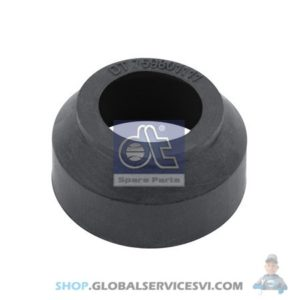 Douille de protection, palier de bras d'essuie-glace x2 - DT SPARE PARTS 1.23080