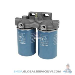 Filtre à carburant, complet Volvo - DT SPARE PARTS 2.12600