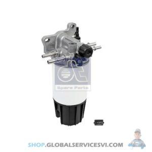 Filtre à carburant, complet Volvo - DT SPARE PARTS 2.12607