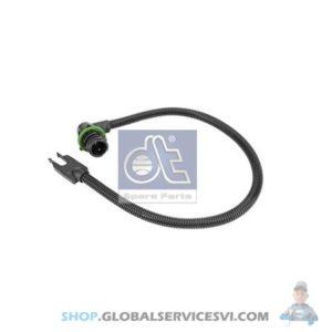 Radiateur de chauffage, filtre Volvo - DT SPARE PARTS 2.14905
