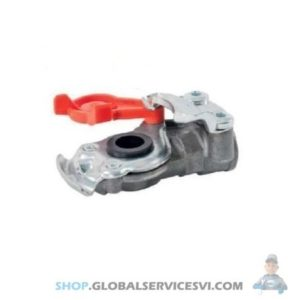 Tête d'accouplement rouge sans filtre - KNORR K154216N00