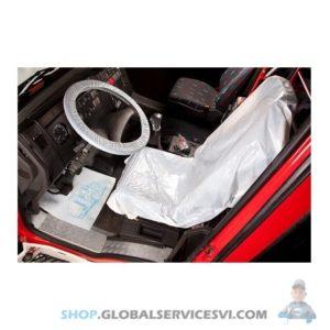 Kit de protection intérieure - Set de 100 - GETRAC CD5990757