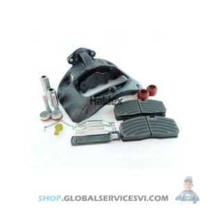 Étrier de Frein avec plaquettes de freins - HALDEX 95620C