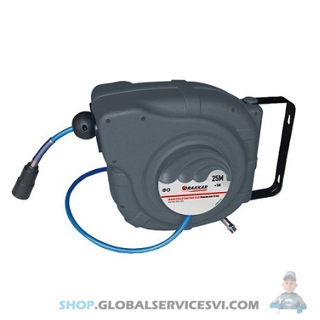 Enrouleur pneumatique Automatique 25 Mètres - SODISE 09341