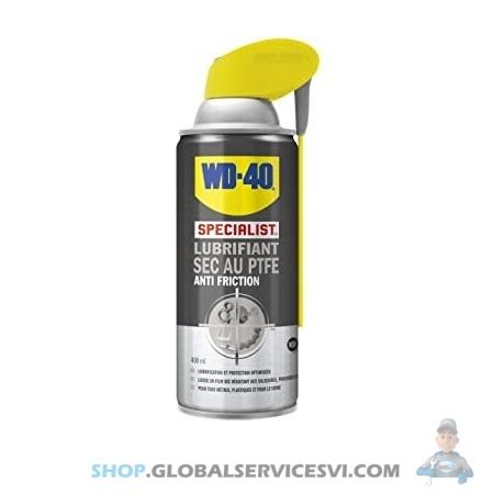 Lubrifiant sec au PTFE Anti-Friction 400 ml - SODISE 09990