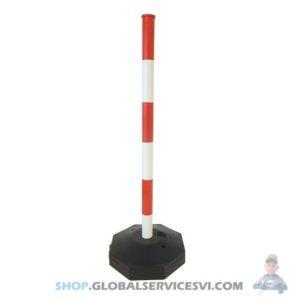 Poteau de signalisation - SODISE 14894