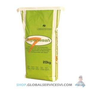 Lessive en poudre GREEN'R PERFECT WASH 20 kg - SODISE 58030