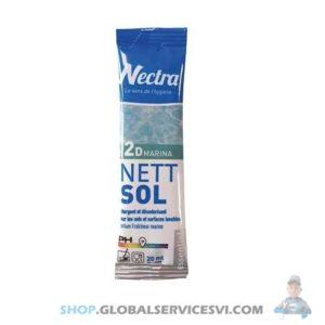 Nettoyant sol dosette odeur marine x 250 - SODISE 58350