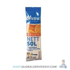 Nettoyant sol dosette odeur Agrumes x 250 - SODISE 58352