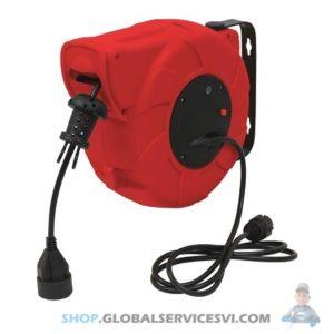 Enrouleur Electrique Automatique Cable 11+2M 230V Ho5Vv-F