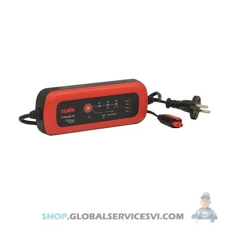 Charge Batterie Electronique 4A 6-12V - SODISE 04410