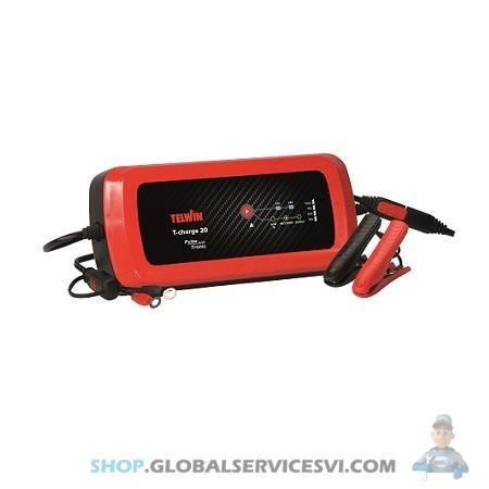 Chargeur électronique 12 / 24V - SODISE 04436