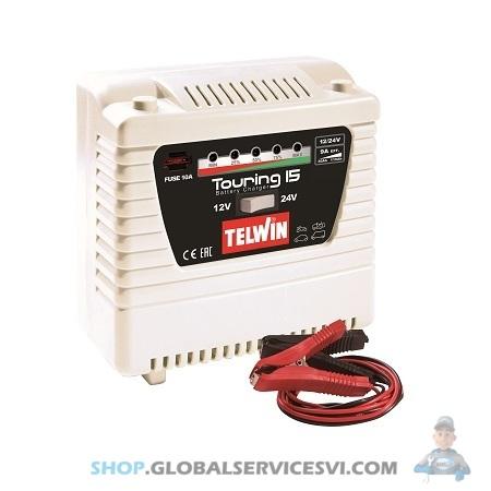Chargeur De Batterie Standard Touring 15 - 12/24V - SODISE 04504