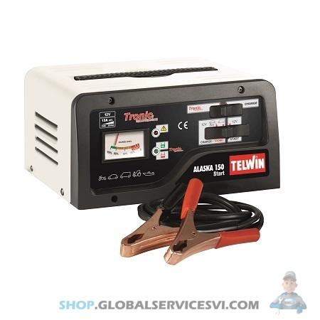 Chargeur Electronique Mono Alaska 150 Start 12V - SODISE 04552