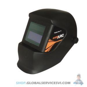 Cagoule de Soudage Noire Teinte Fixe 11 - SODISE 05761