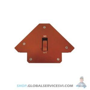 Équerre Magnétique avec Interrupteur - SODISE 05775