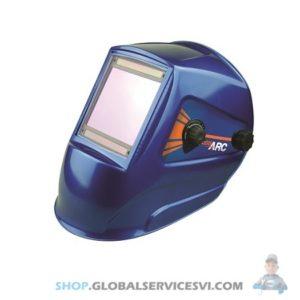 Cagoule de Soudage Bleue Ecran XXXL - SODISE 05784