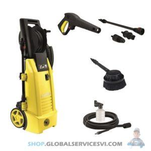 Nettoyeur HP Eau Froide 145 Bars 420L/H 230V - SODISE 07831