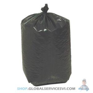 Épaisseur : 27μ Carton de 500 sacs - 20 rouleaux de 25 sacs