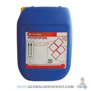 Nettoyant désinfectant PHAGOSOFT 10L - SODISE 57606