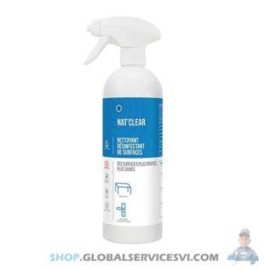 Nettoyant désinfectant de surfaces 750 ml - SODISE 57630
