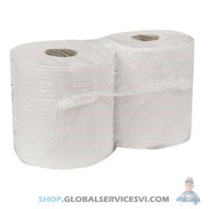 Ouate blanche x 200 (100 lots de 2) - SODISE 64910.100