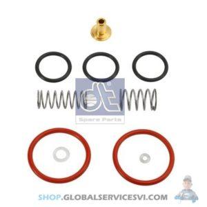 Kit de réparation, valve de blocage - DT SPARE PARTS 2.31304