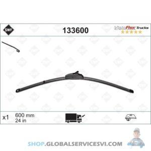 Balai d' essuie-glace SWF VISIOFLEX DAF - VALEO 133600