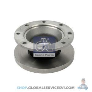 Disque de frein Volvo FL6 - DT SPARE PARTS 2.40559 %%sep%% Shop GSVI