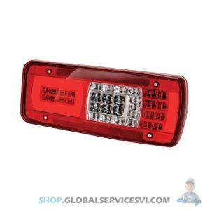 Feu arrière LED Droit avec connecteur IVECO LC11 LED - VIGNAL 160100