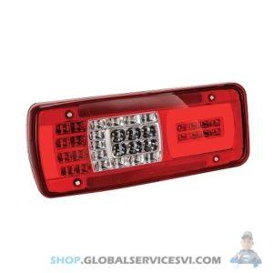 Feu arrière LED Gauche avec connecteur IVECO LC11 LED - VIGNAL 160150