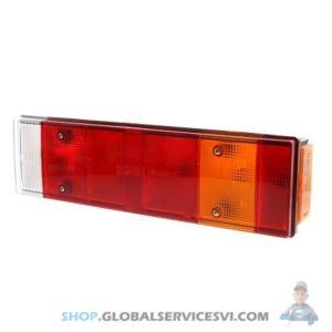 Feu arrière Droit avec connecteur IVECO arrière LC7 - VIGNAL 168600