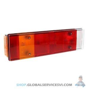 Feu arrière Gauche avec EPP et connecteur IVECO arrière - LC7 - VIGNAL 168610