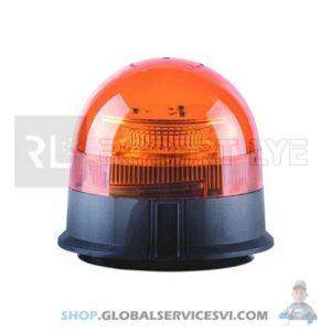 Gyrophare à Leds - 12/24 Volts - IP56 - ROBERT LYE 403008