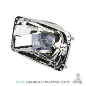 Réflecteur Mercedes-Benz, Scania - DT SPARE PARTS 1.21238