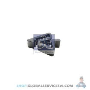 Clip, gicleur d'essuie-glace x10 - DT SPARE PARTS 1.22374
