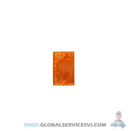 cabochon pour feu arrière gauche orange ISUZU 8941746390