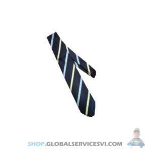 Cravate bleu marine rayee - ISUZU PARTS J554005114