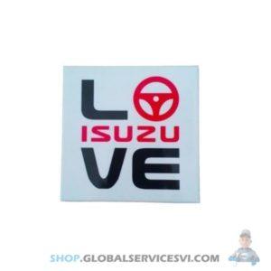 Magnet Love ISUZU 8 x 8 mm - ISUZU PARTS JF33005033