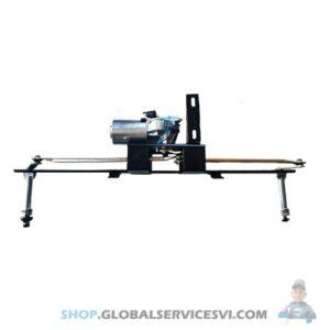 Kit complet mécanisme essuie glace AVIA A21 4x4 - AVIA 361930470
