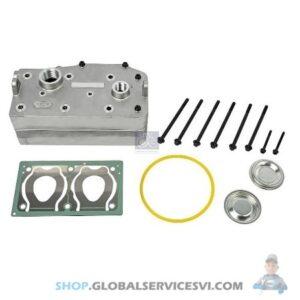 Kit de réparation Culasse, compresseur - DT SPARE PARTS 5.42170